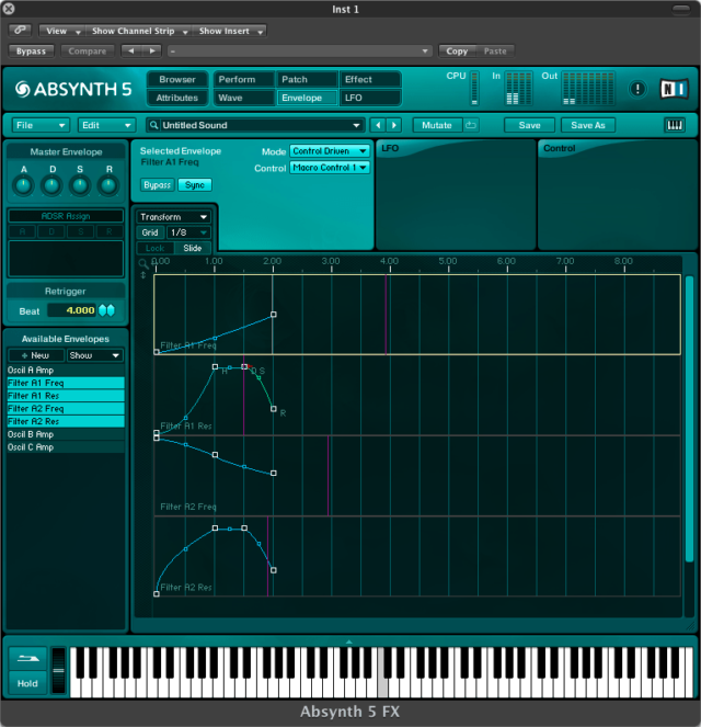 Native Instruments : Absynth