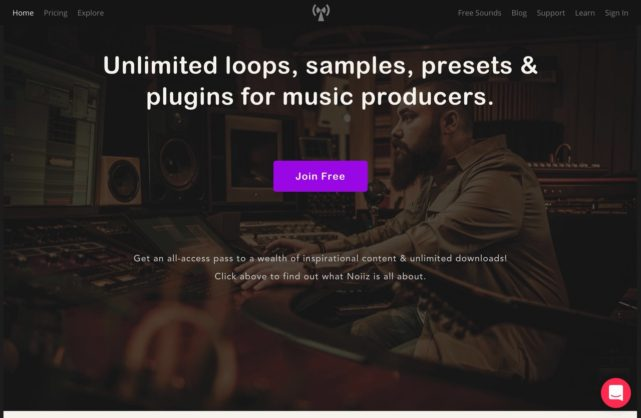 Noiiz | Download The World's Greatest Sounds & Samples For Your Music