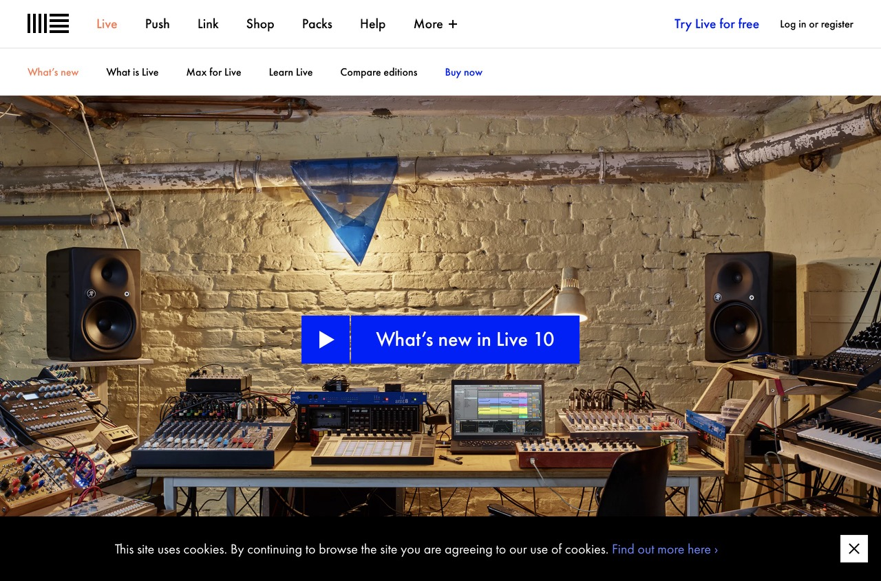 New in Live: Discover the new features Ableton Live 10 has to offer | Ableton