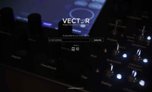 Vector - Digital Hardware Synthesizer