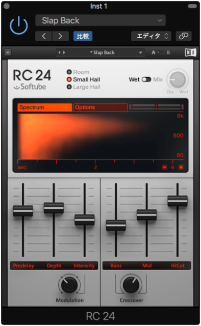 Native Instruments : RC24