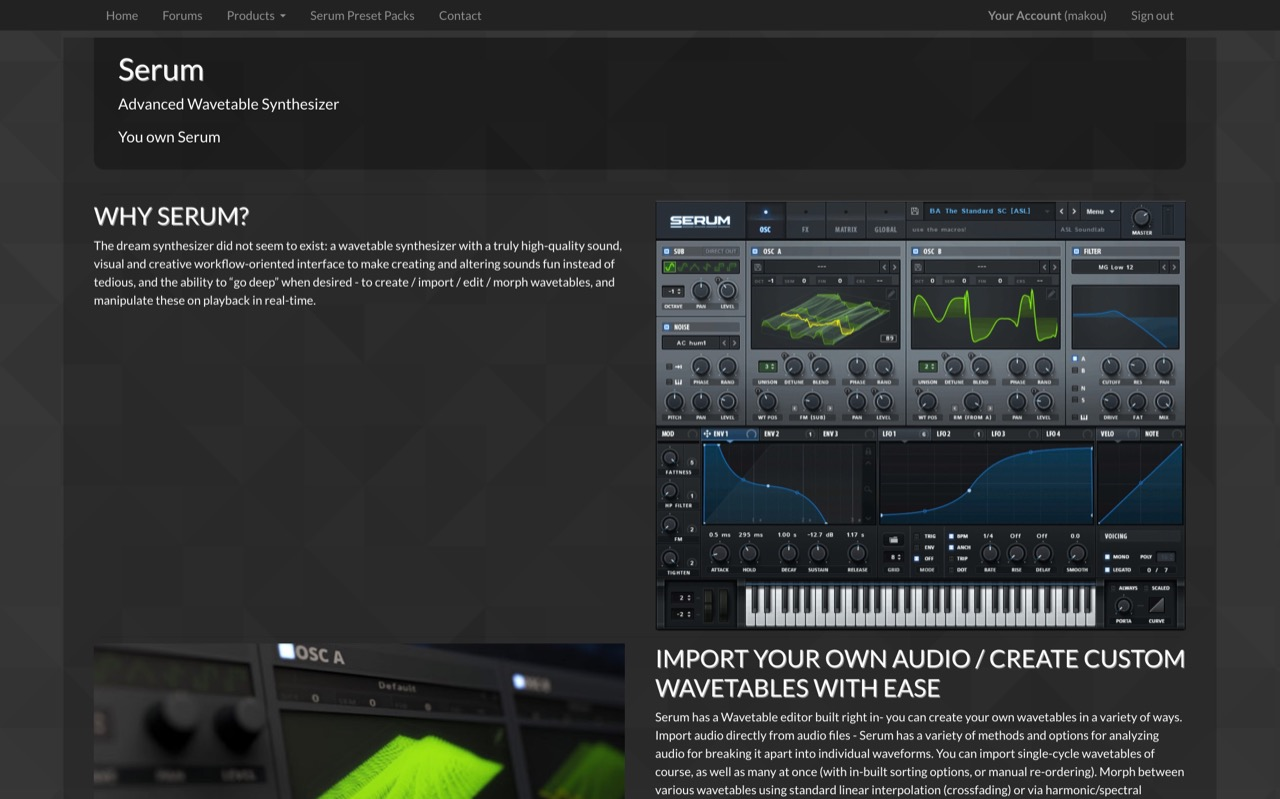 XferRecords.com | Home of the Xfer Records VST Suite