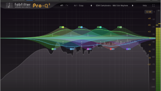 FabFilter Pro-Q 3 - Equalizer Plug-In