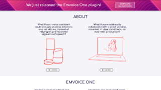 Emvoice - Next-gen vocal synthesis