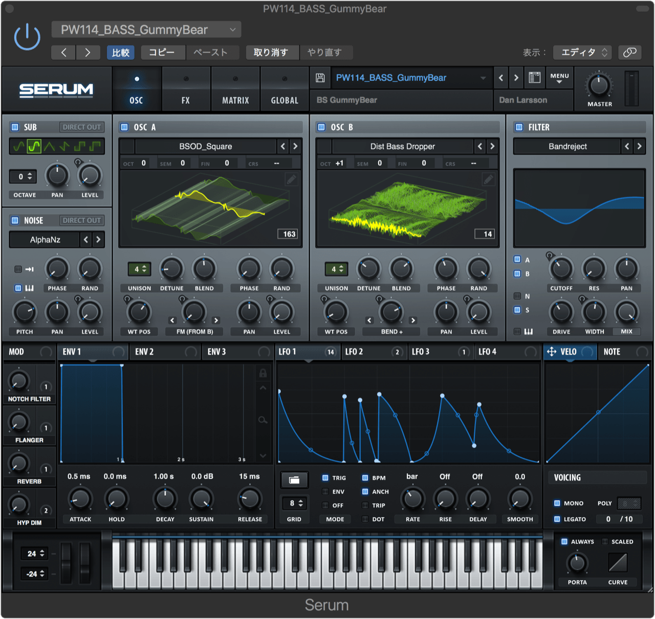 XferRecords : SERUM