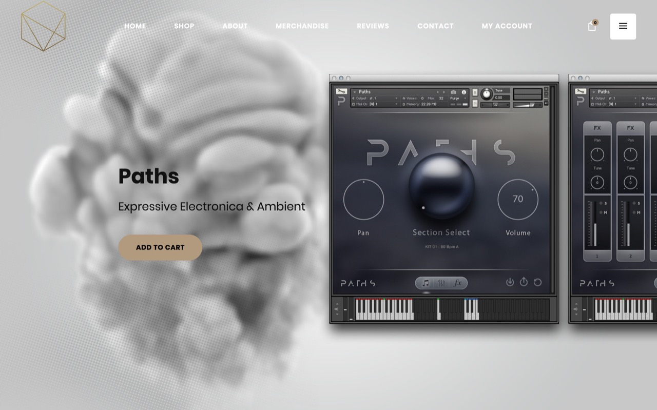Paths | Audiomodern