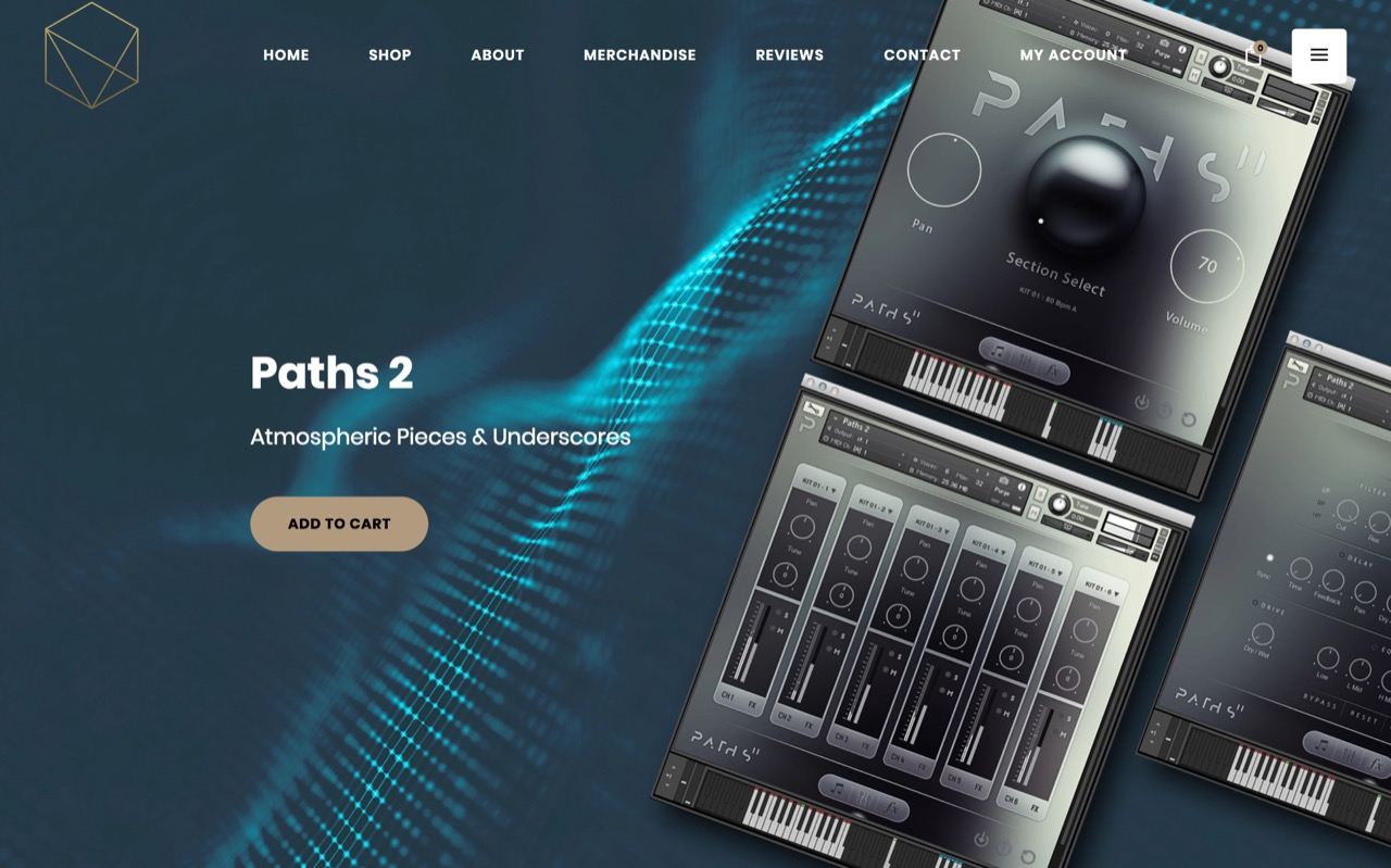 Paths 2 | Audiomodern