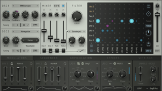 Factory | Liquid Modular Synthesizer.
