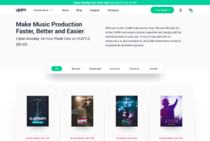 UJAM Plugins | Virtual Instruments for Music Production