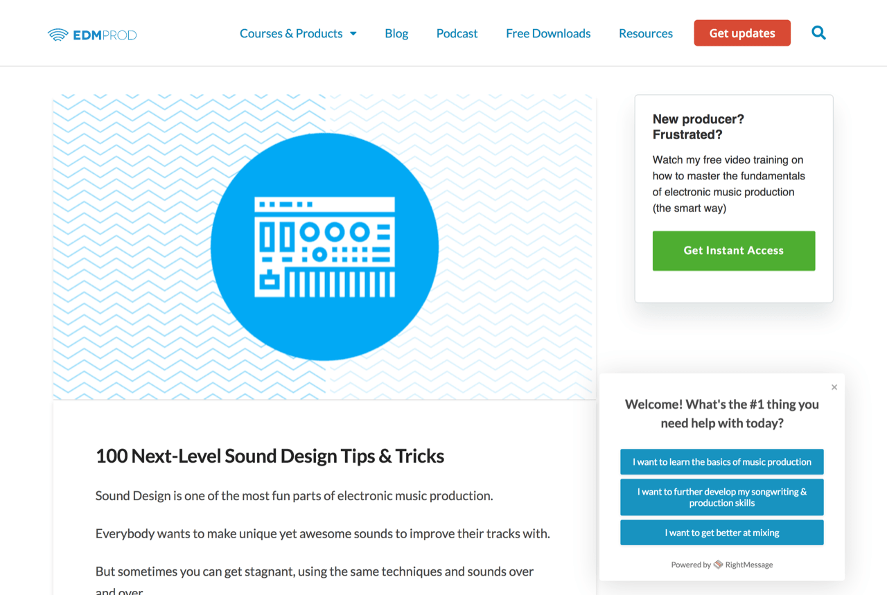 100 Next-Level Sound Design Tips & Tricks - EDMProd