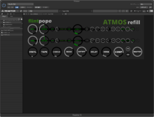 ATMOS and ATMOS REFILL | Entry | Reaktor User Library