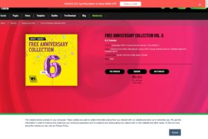 Free Anniversary Collection Vol. 6 | W. A. Production