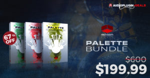 67% OFF Palette Bundle by Red Room Audio - Audio Plugin Deals