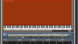 """Native Instruments """"Ethereal Earth"""" : wavetable使ってる"""