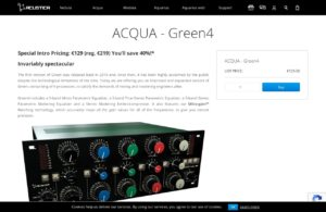Green4 - Acustica Audio