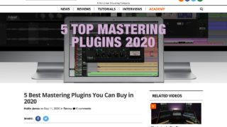 5 Best Mastering Plugins You Can Buy Today : Ask.Audio