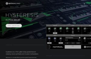 Hysteresis – Glitchmachines
