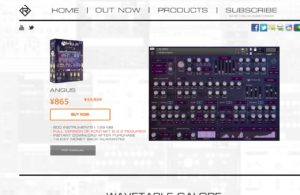 Rigid Audio | KONTAKT INSTRUMENTS | PRODUCTS | ANGUS