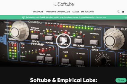 Softube & Empirical Labs | Softube