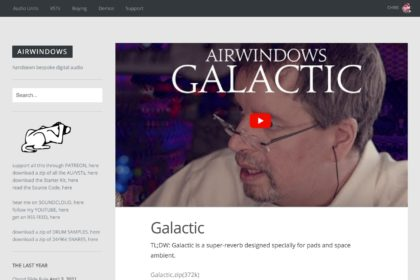 Galactic | Airwindows