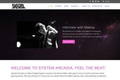 Interview with Makou ⋆ System Arcadia