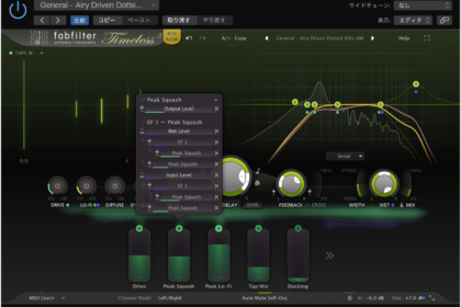 FabFilter Timeless 3 - Delay plug-in