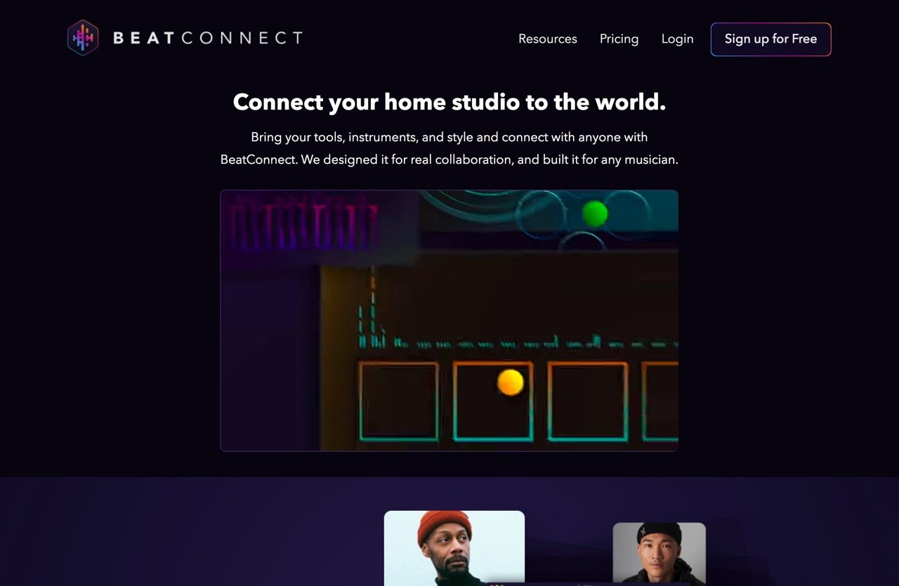 Home · BeatConnect
