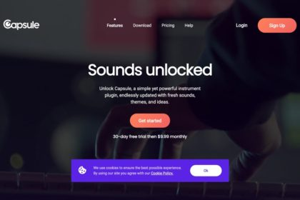 Sounds unlocked - try it free | Capsule