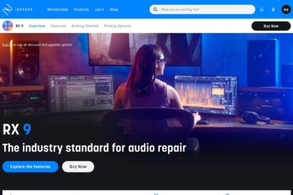 RX 9 Overview | The industry standard for audio repair