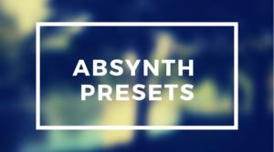 absynth presets